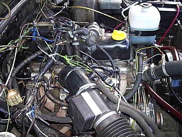 Двигатель 402 инжектор ремонт своими руками 7